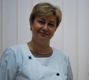 Фещенко Юлія Валеріївна Лікар-невролог (невропатолог)