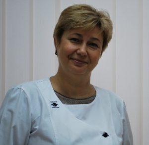 Фещенко Юлія Валеріївна