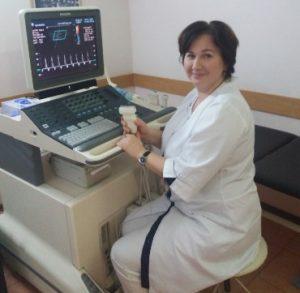 Кривенко Наталія Євгенівна Лікар ультразвукової діагностики, лікар-радіолог
